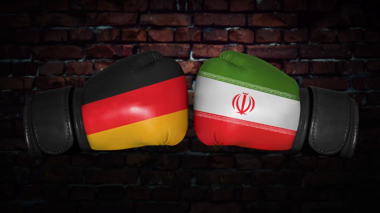 Иран вреди на опитите на Европа да съхрани ядреното споразумение