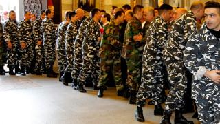 Ръководител на ливанската армия призова за готовност на Израелската граница