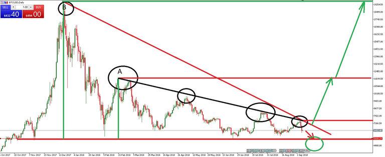 Има интереси перспективи пред цената на Bitcoin