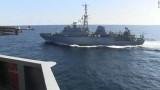 """Военен кораб на Русия """"агресивно приближи"""" разрушител на САЩ в Арабско море"""