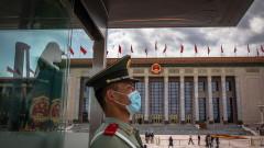 Китай призова САЩ да спрат с доставките на оръжия за Тайван