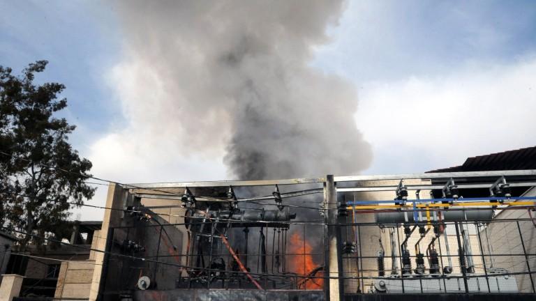 ООН настоя бомбардирането на цивилни в бунтовническия анклав Източна Гута