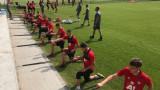 Ново попълнение отпадна от групата на ЦСКА за лагера в Австрия