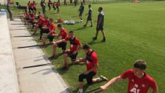 Ново попълнение в групата на ЦСКА за лагера в Австрия