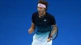 Александър Зверев срещу Милош Раонич на 1/8-финалите на Australian Open