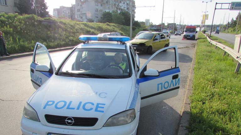 "Двама пострадали при тежка катастрофа на ""Цариградско шосе"""