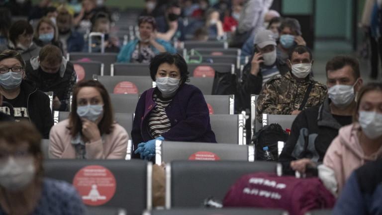 Около 1 680 смъртни случая, пряко свързани с коронавирусната инфекция,