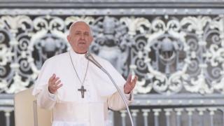 Програмата на папа Франциск в България