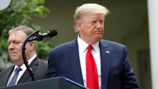 САЩ късат отношения със СЗО