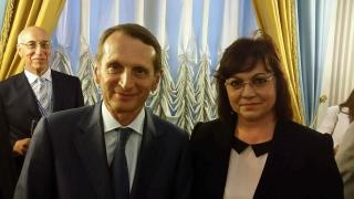 БСП настоява за спиране на санкциите за Русия