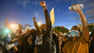 Вечерен час в редица американски градове заради протестите