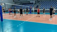 Националите започнаха подготовка в Самоков