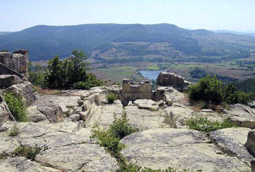 Откриха двореца на българския владетел на Перперикон