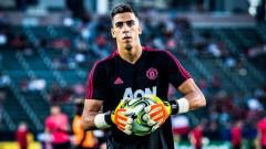 Манчестър Юнайтед прати вратар в Португалия
