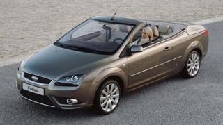 Форд показа нов модел кабриолет