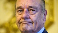 Жак Ширак беше приет в болница закратко