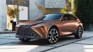 Lexus готви спортен кросоувър, конкурент на Lamborghini Urus