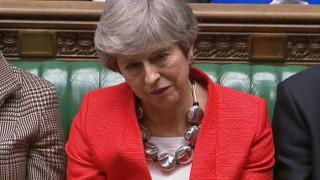 Британският парламент отхвърли споразумението за Брекзит