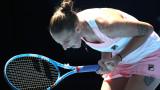 Каролина Плишкова спечели чешкото дерби в Маями