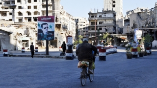 Руснаците възстановиха танкоремонтия завод в сирийския град Хомс