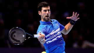 Новак Джокович беше избран за тенисист на десетилетието