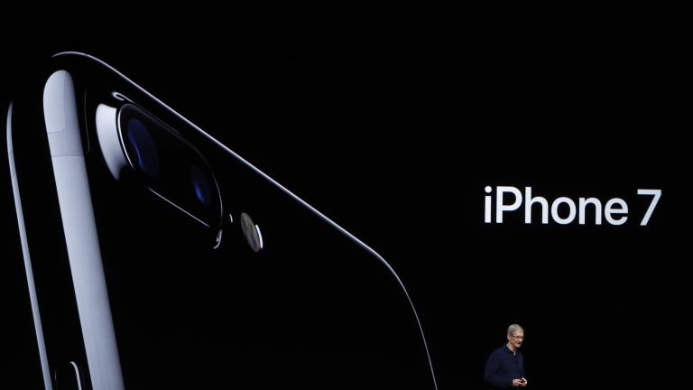 Защо е толкова трудно да се намери  iPhone 7 в черен цвят?