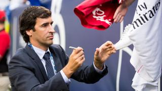 Раул е фаворит за нов старши-треньор на Реал (Мадрид)