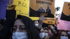 Още арести заради протестите в Истанбул срещу Ердоган