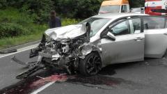 Трима души загинаха при тежка катастрофа в Силистренско