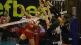 Казанлък се класира за полуфинал след лесна победа над Славия