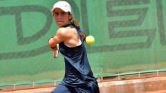 Катерина Димитрова се класира за втория кръг на тенис турнира в Ларнака
