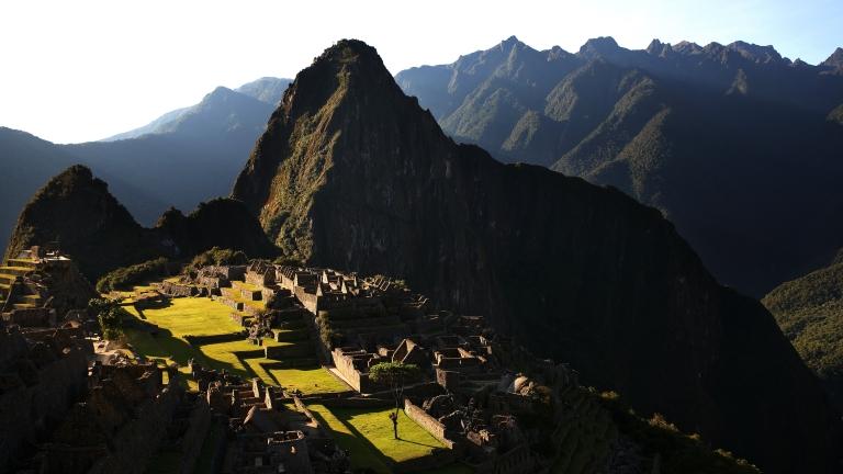 Уникални открития на Мачу Пикчу
