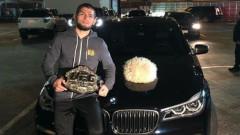 Хабиб Нурмагомедов напуска UFC?