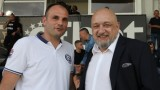 Мениджърът на Марица: Горди сме със стоте поредни победи