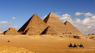 Пирамидите не са това, което бяха