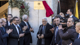 Абас се срещна с папата преди да открие палестинското посолство във Ватикана
