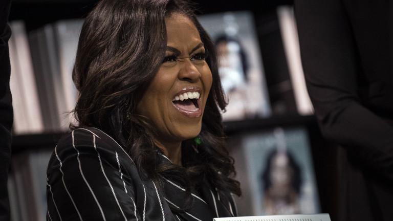 Мишел Обама шокира с моден избор