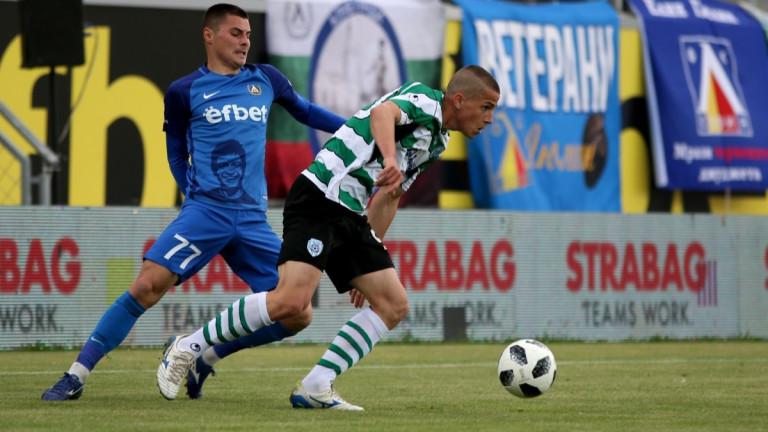 Илия Юруков: Надявам се Левски да продължи да налага млади играчи