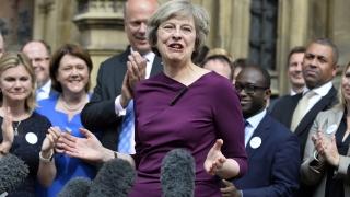 Великобритания ще има първата жена премиер от времето на Тачър