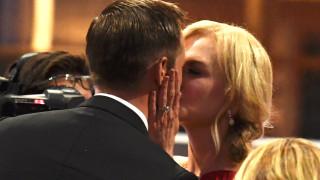 Никол Кидман и Александър Скарсгард се целунаха страстно