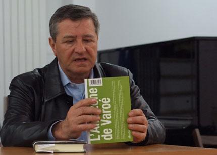 Боян Биолчев с номинация за роман на годината във Франция