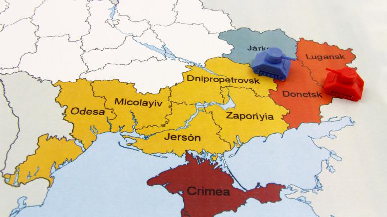 В Украйна предлагат връщането на Крим през Беларус