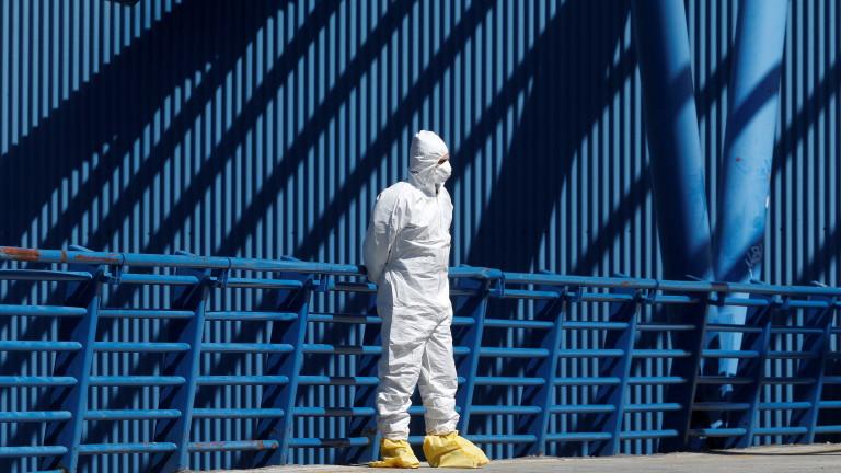 Испания е регистрирала още 832 починали от новия коронавирус (COVID-19)
