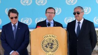 Обявиха значителен напредък в решаването на Кипърския въпрос