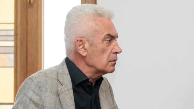 Сидеров обвинява Симеонов, че иска да назначи състудент в лотарията