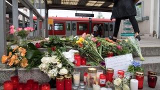 Убилият с нож един човек и ранил трима в Германия вкаран в психиатрия