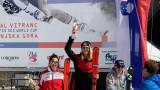 Ева Вукадинова грабна среброто на националното първенство в Словения