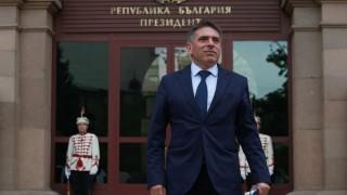 Данаил Кирилов иска един принцип за прекратяване на мандата на тримата големи
