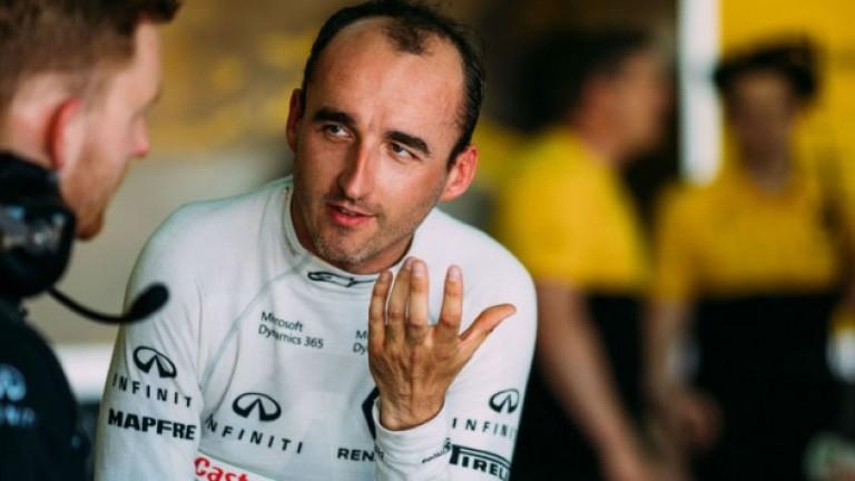 Кубица се завръща във Формула 1
