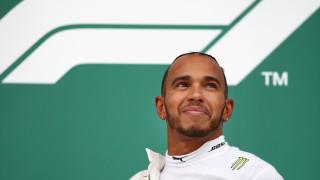 Хамилтън се моли за дъжд на Гран при на Германия